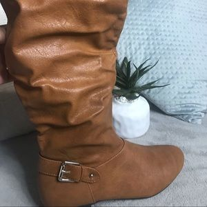 Style & Co Pettra knee-high boot s. 5.5